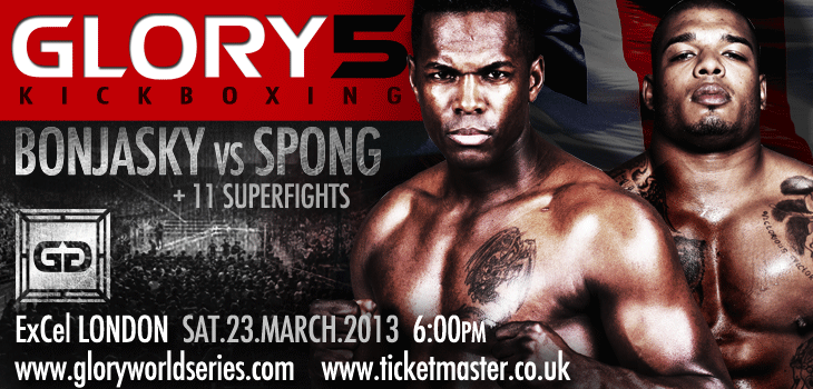 GLORY 5 : Kickboxing et Muay Thai à Londres